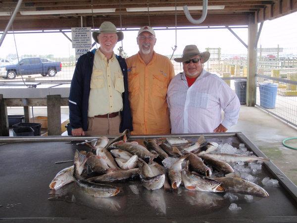 Matagorda bay fishing report captain charlie paradoski for East bay fishing report
